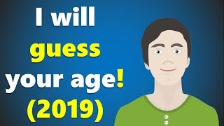 Download I will guess your age (2019) - Crazy math trick! Video