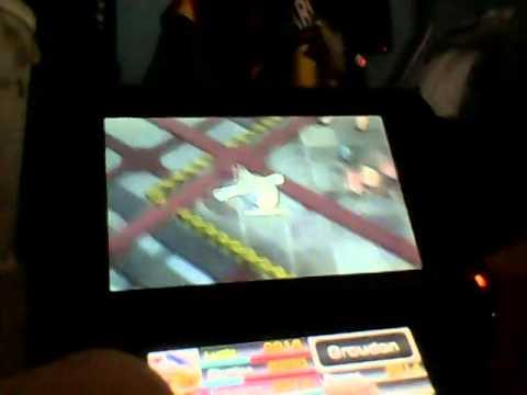 Pokemon rumble blast how to catch registeel
