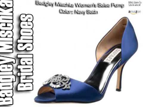 Badgley Mischka Bridal Shoes | Badgley Mischka Wedding Shoes