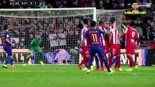 FC Barcelona vs Sporting de Gijón [6-1][01/03/2017][La Liga - Jornada 25] EL BARÇA JUGA A RAC1