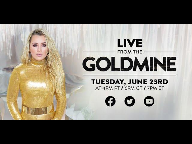 Gabby Barrett - Goldmine (Live from The Goldmine, 2020)
