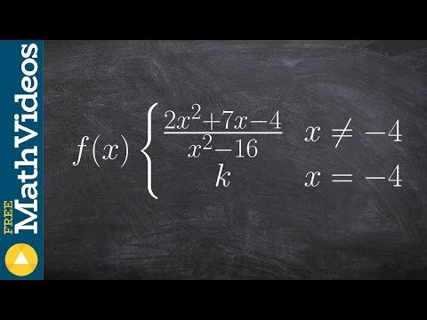 Evaluate the limit of a piecewise function with a hole