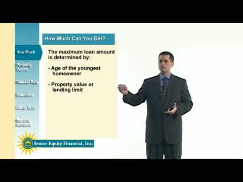 Reverse Mortgage Calculator  How Much You Qualify For - Video