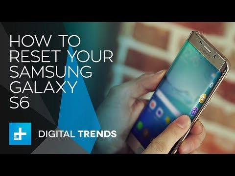 How To Reset Your Samsung Galaxy S6