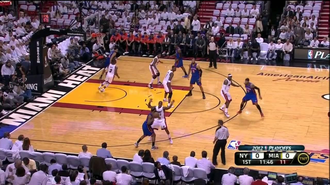 Knicks vs Heat: How Carmelo Needs to Score for Knicks To Win