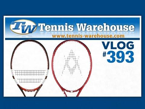 TW VLOG #393: Understanding Tennis String Patterns