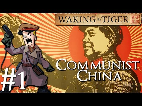 Hearts of Iron 4 | Waking the Tiger | Communist China Elite Difficulty | Part 1