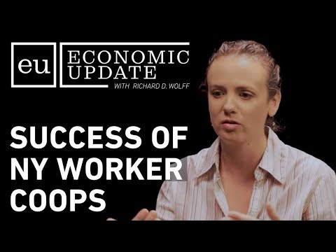 Economic Update: Success of NY Worker Coops [CLIP]
