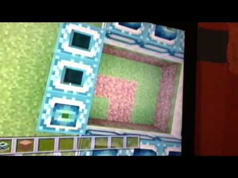 How to make a end portal frame Xbox 360 minecraft
