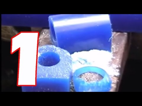 How it's made jewelry wax rings model Part 1
