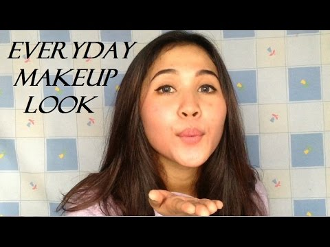 Everyday Make Up Look | Bahasa Indonesia