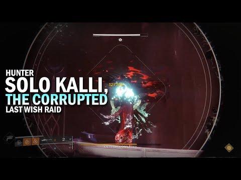 Xxx Mp4 Solo Kalli The Corrupted Hunter Destiny 2 Forsaken 3gp Sex
