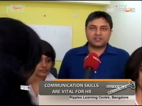 NDTV discusses HR with Certified Human Resource Management Professionals (CHRMP)