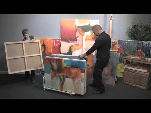 Dryden Art and Canvas Keepers - Perfect for galleries, studios, museums and more!