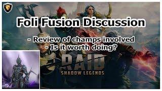 Raid: Shadow Legends - Is fusing RelicKeeper worth it?   Music Jinni