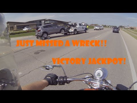 Vic Vlog | Jackpot Ride, Mens Underwear and Smoked Meat