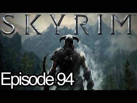 The Elder Scrolls V: Skyrim Ep.94 - 100lbs of Dwemer Stuff
