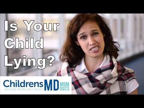 Sick of Your Child Lying? This is How to Make it Stop.