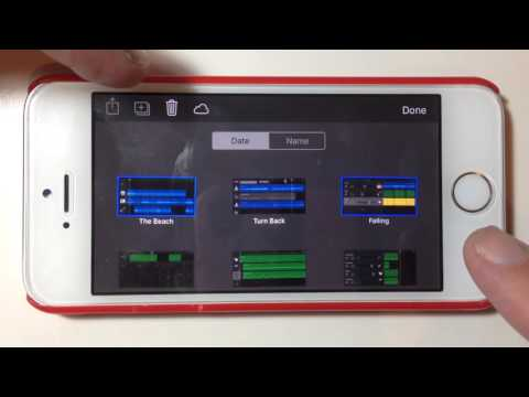 Copying or Backing Up Songs From iOS to PC Using iTunes - GarageBand for iOS (iPhone/iPad) Quick Tip