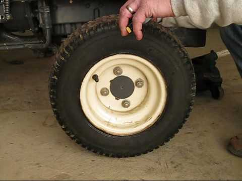 How to find your tire size