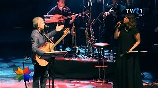 George Dalaras In Bucharest, 5/5/2017 (romanian Television Report)