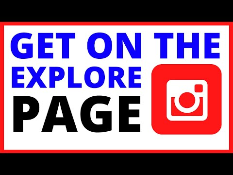 BECOME INSTA-FAMOUS - How To Get On The Explore Page & Make Money On Instagram