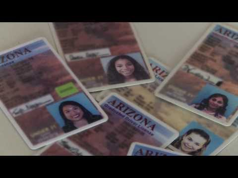 Arizona drivers license may be unaware of ID requirement