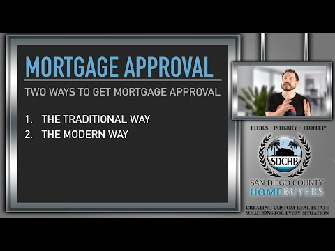 Mortgage Approval - 5 Keys to Getting Your Mortgage Approved