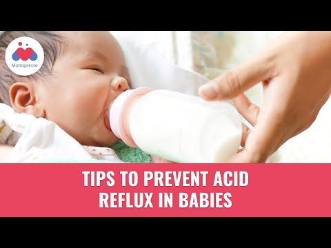 Tips For Baby Acid Reflux | Pediatric Advice