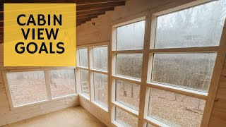 This Cabin interior is STUNNING - Cabin Build Ep.48