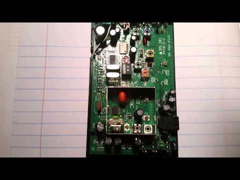 Radioshack Pro-404 Scanner Repair Help?