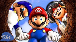 SMG4: Mario And... The Well