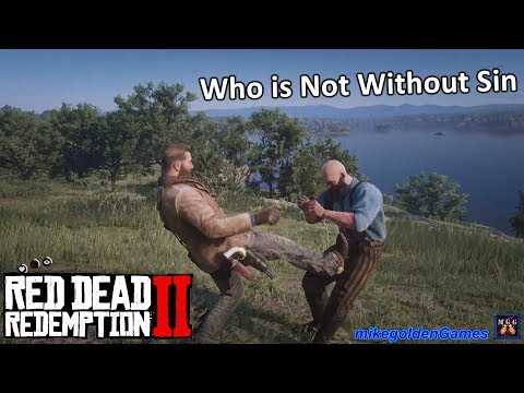 Story Mission - Who Is Not Without Sin | Red Dead Redemption 2 Episode 1