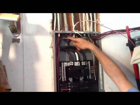 How to Install a Square D GFI Breaker