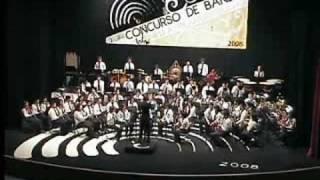http://notendatenbank.net/detail.php?kat=2&artnr=9484019 Composer/Komponist: Jan de Haan ACMA - Associacao Cultural e Musical de Avintes  Conductor/Dirigent/Maestro: Miguel Ramos Olivera Vila Franca de Xira, Portugal, 2008-05-03, 2°Categorie