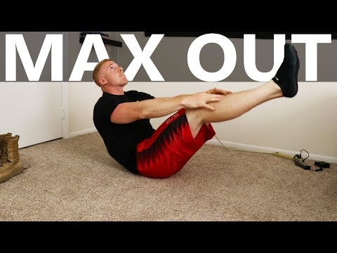 How To Max the Sit-ups On The APFT | Exercises To Improve
