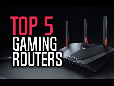 Best Gaming Routers in 2018 - Which Is The Best Router For Gaming?