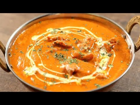 Butter chicken recipe in tamil