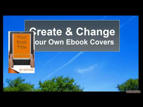 Ebook Cover Designer  Change Your Own Kindle Ebook Covers