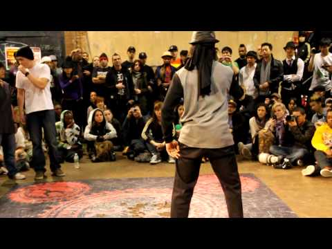 Snap 2 Boogie and Heat @ Poppin Pre-Lims at Juste Debout NYC 2011