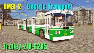 OMSI 2 The Bus Simulator - PAZ 32 054 Restyling - PakVim net HD