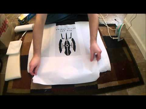 Bleach Shirt Tutorial by Ben