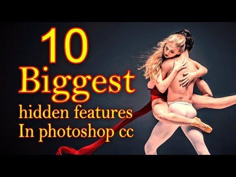 10 Photoshop biggest Hidden Feature 1 minute technique.