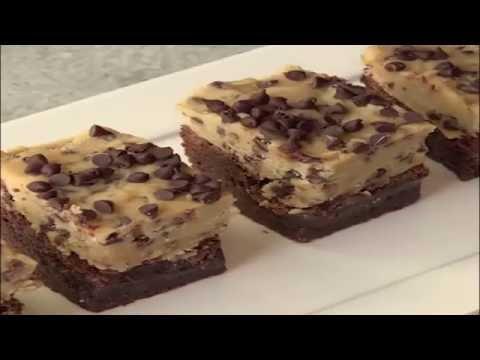 Tasty Foods  CHOCOLATE CHIP COOKIE DOUGH BROWNIES?