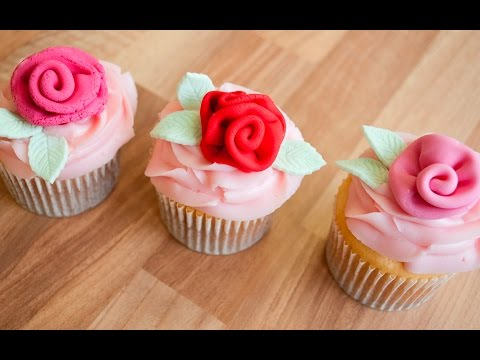 Simple Ribbon Roses