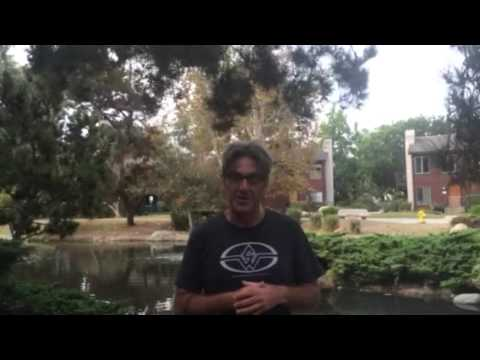Jason Lopes of Legacy Effects Completes Ice Bucket Challenge