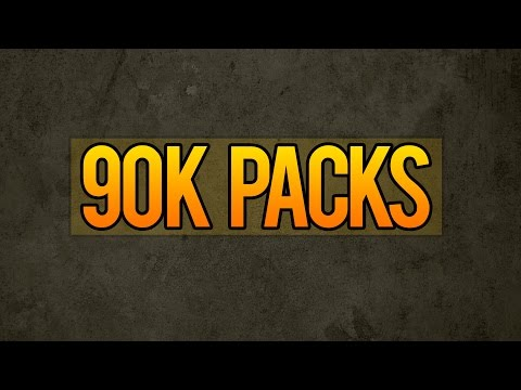 NHL 15: HUT   90K SPECIAL PACKS - I CAN'T BELIEVE THIS