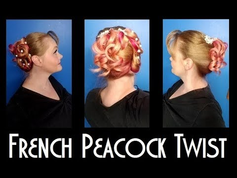 French Peacock Twist