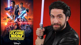 Star Wars: Clone Wars - FINAL Season (My Thoughts)