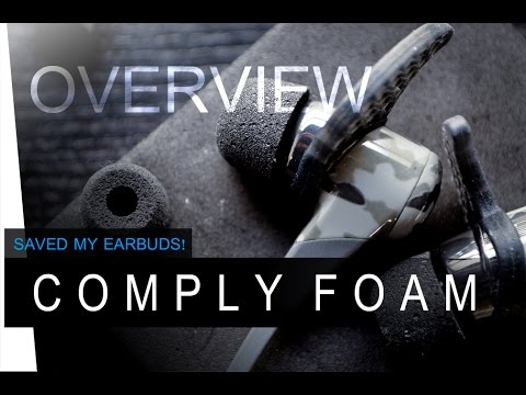 Comply Foam Ear Tips - Overview